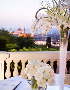 table decor, tall centerpices, luxury wedding