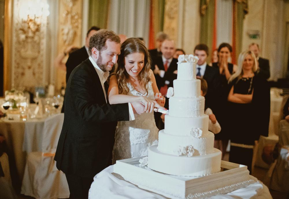 wedding cake Florence Tuscany
