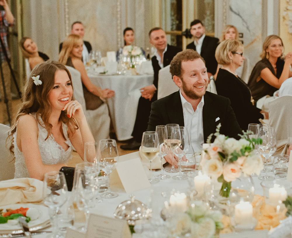 wedding reception elegant  ideas Florence Tuscany