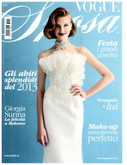 Vogue Sposa Gennaio 2013