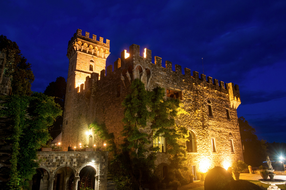 Wedding at Vincigliata Castle Fiesole Tuscany