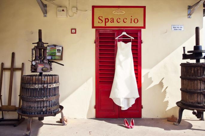 wedding set plan ideas Tuscany