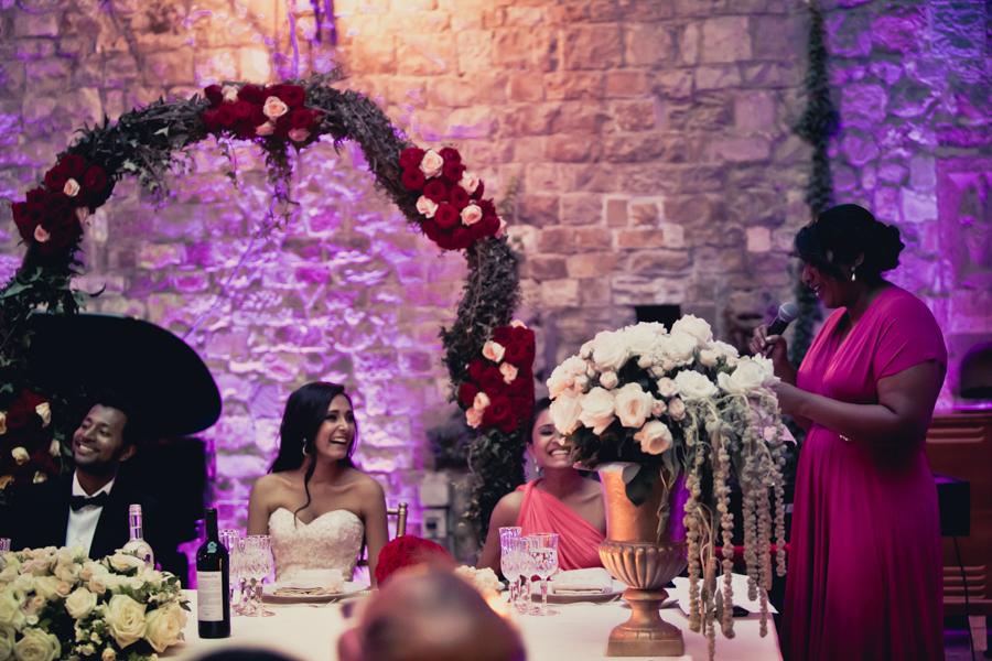 wedding floral arrangements Florence Tuscany
