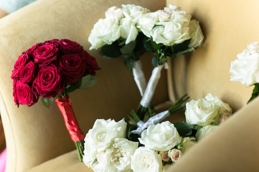 wedding flowers in Florence Tuscany