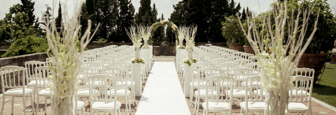 wedding Flowers Vincigliata Florence Tuscany