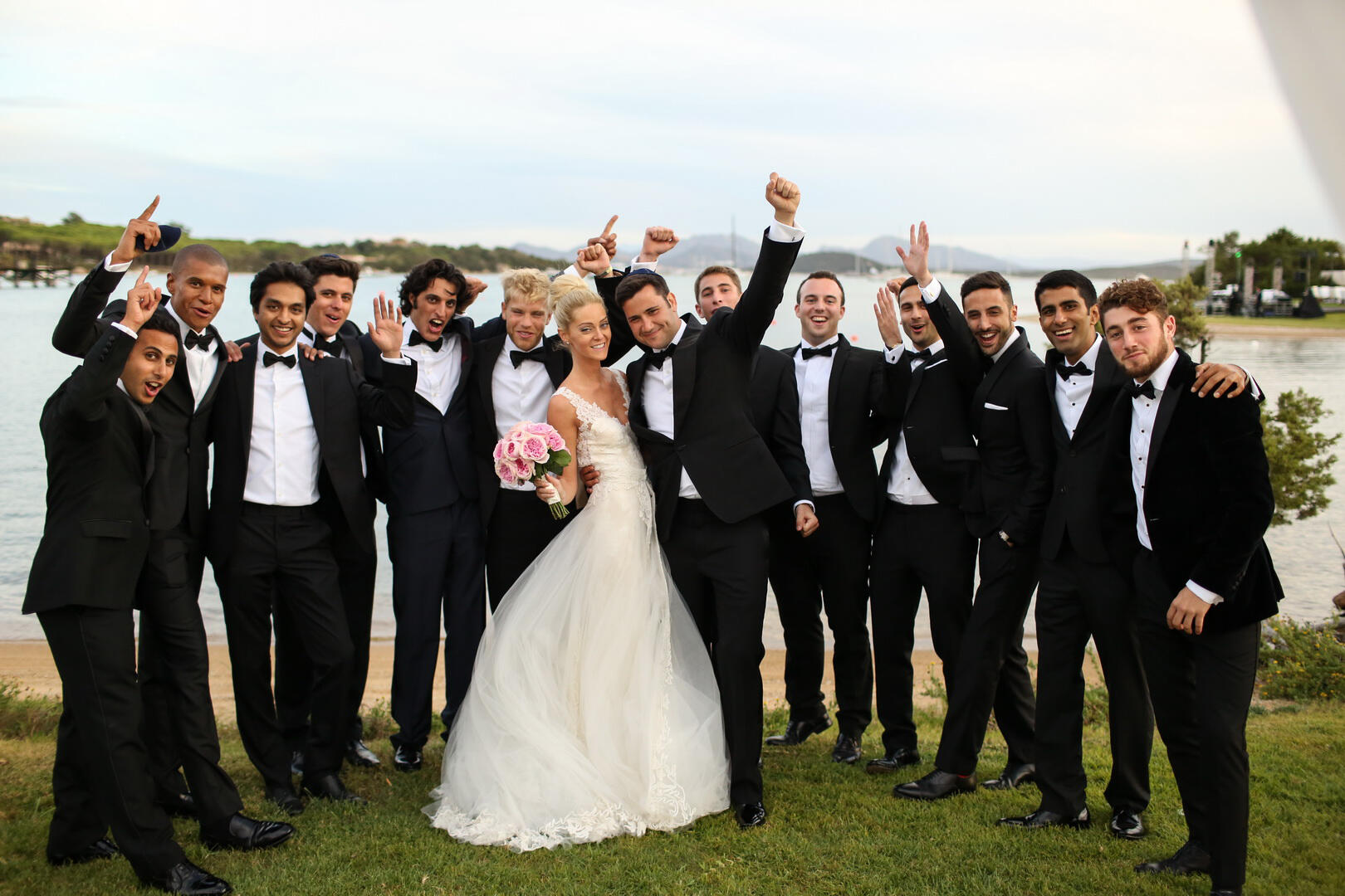 hotel cala di volpe wedding francisflowersit