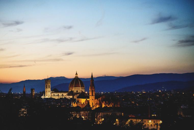 wedding in Florence Tuscany