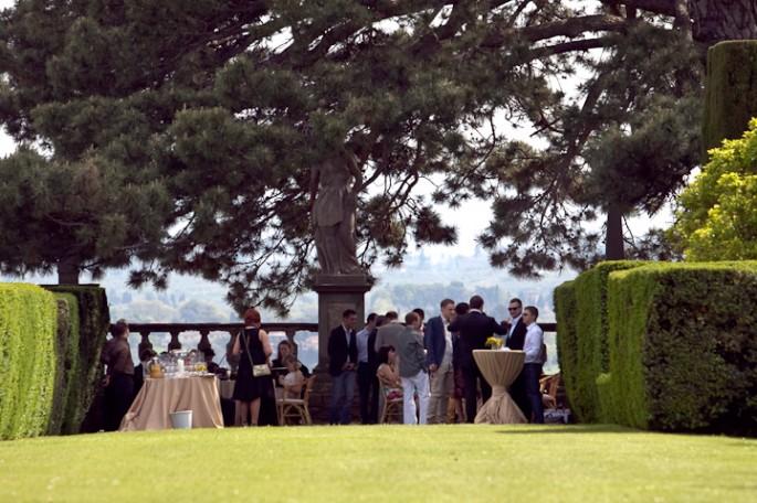 tuscan Villa for wedding location