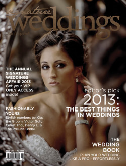 Signature Weddings Jan 2013