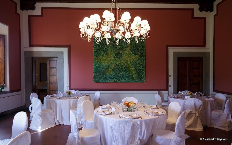 wedding venue in Tuscany Gabbiano Castle