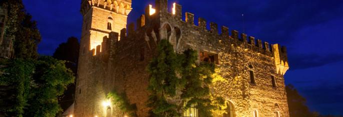 Wedding at Vincigliata Castle Fiesole Tuscany