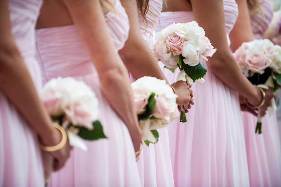 bridesmaid bouquet Florence Tuscany