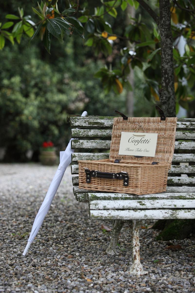 country chic wedding Tuscany