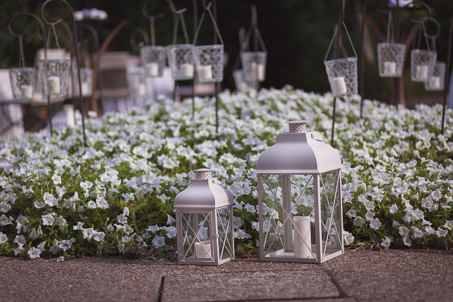 wedding venue decor Florence Tuscany