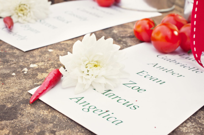 wedding set plan ideas Tuscany