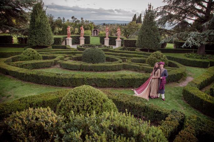 Villa Catignano wedding venue Tuscany