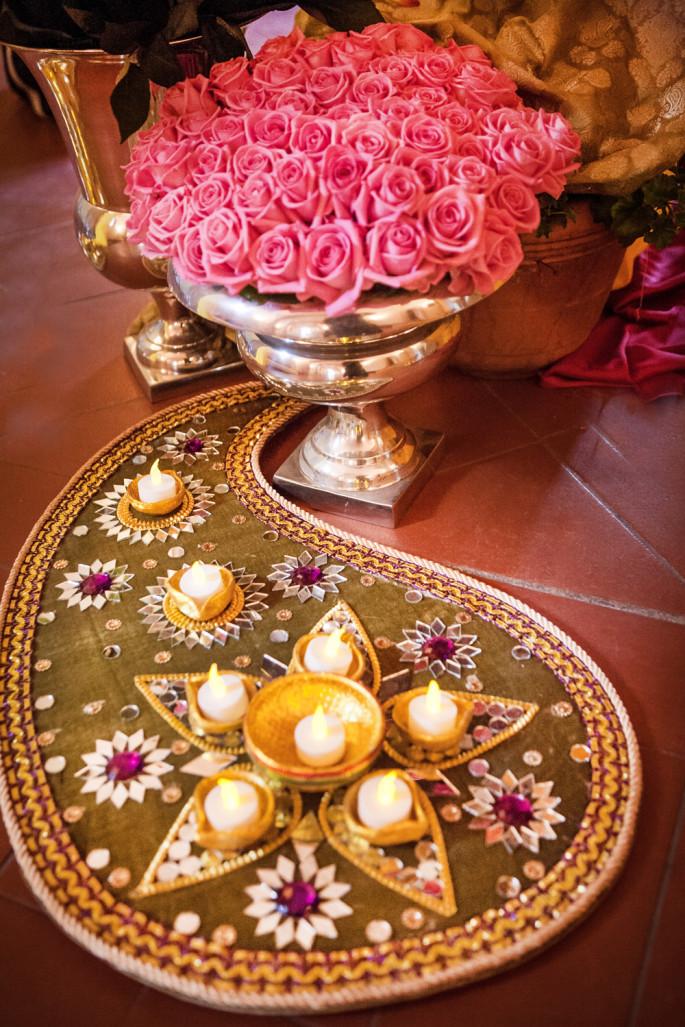 wedding flowers decor Florence  Tuscany