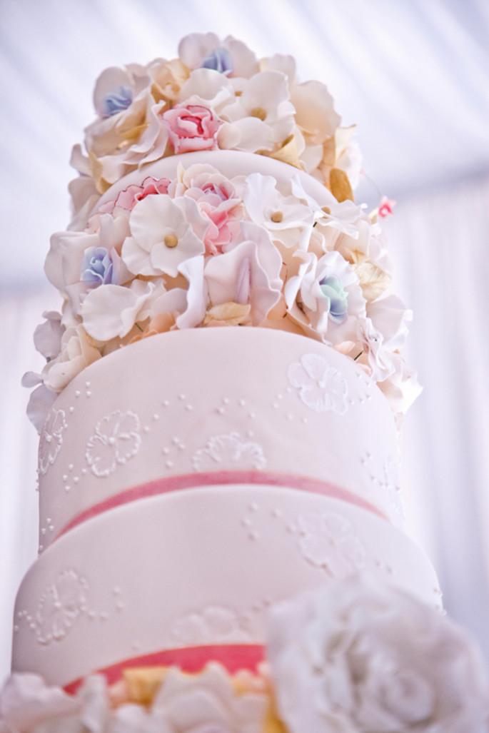 Melanie Secciani cake designer Tuscany