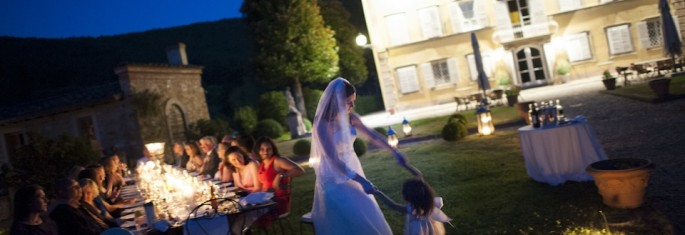 borgo bernardini outdoor reception