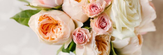 bridal bouquet wedding florist Tuscany