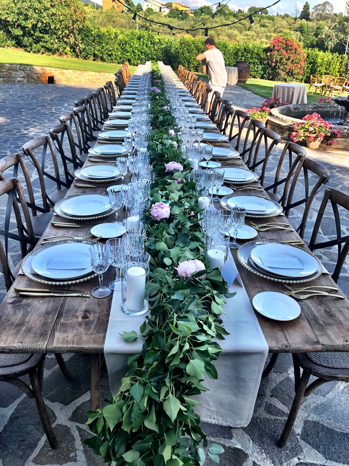 wedding tablescape decorations