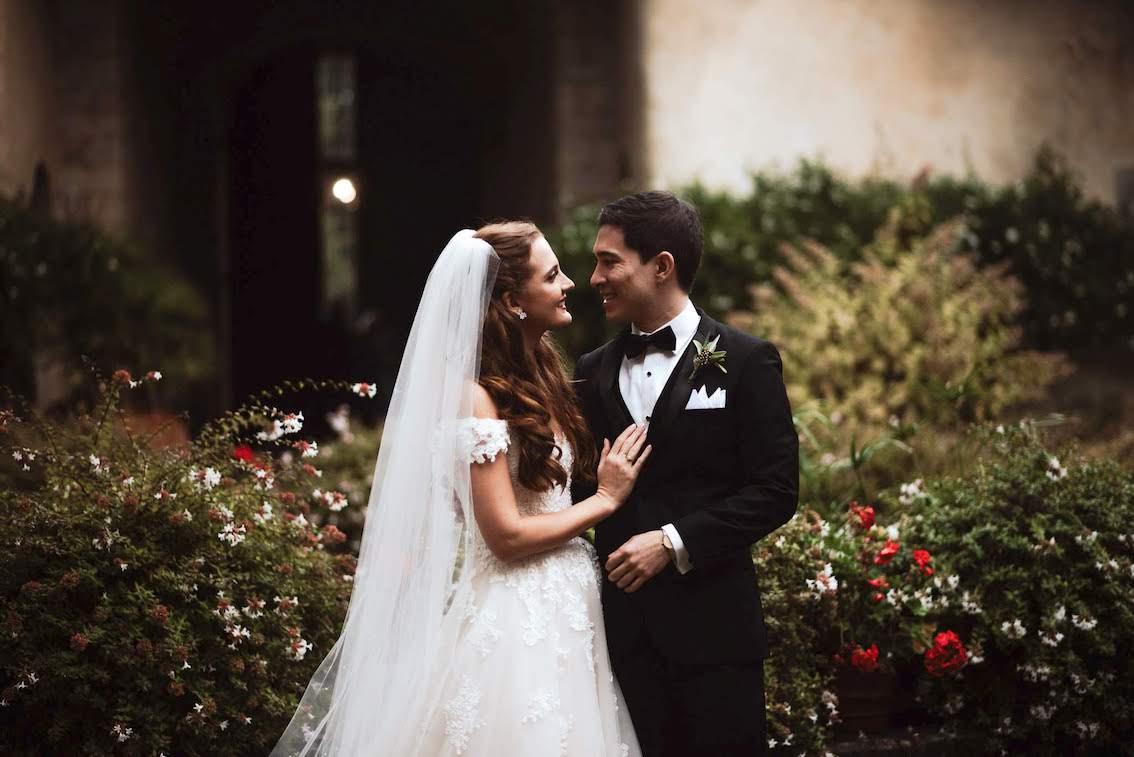 Villa Medicea Di Lilliano wedding in Florence Tuscany