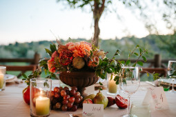 event flowers Florence Italy