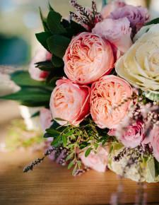 wedding bouquet Tuscany