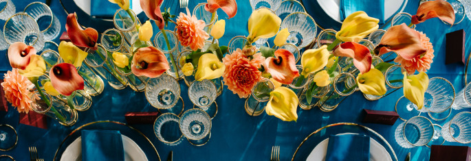 party florist Italy